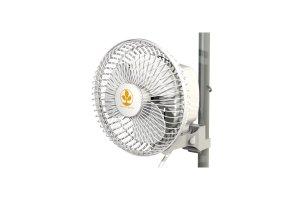Ventilátor s klipsnou Monkey Fan 16W, průměr 15cm