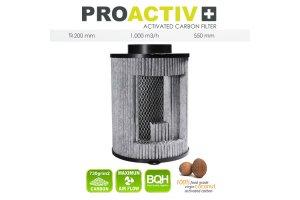 Filtr Pro Activ 1000m3/h, 200mm