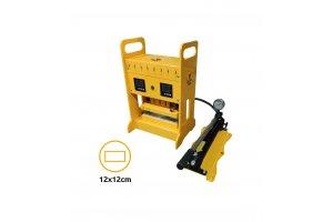 Qnubu Rosin Press PRO Lion - hydraulický lis, 20 tun