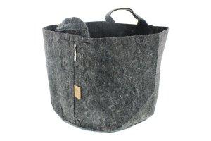 ROOT POUCH GREY - Textilní květináč 56L