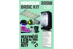 SUNPRO MAMASUN BASIC KIT 200W LED