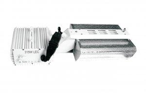 SunPro Complete Fixture 315W CMH/230V  vč. výbojky 315W/3K - REDCAN