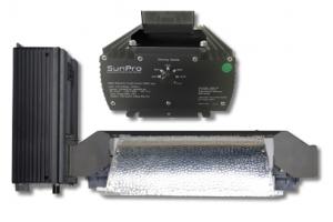 SunPro EXPERT Complete Fixture 1000W HPS DE, 230/400V