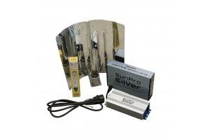 SunPro SILVER HPS 600W lighting set