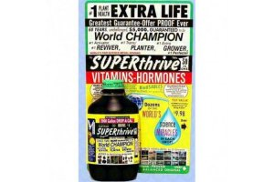 Superthrive vitamíny a hormony, 120ml