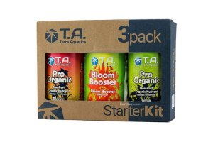 T.A. 3-Pack Pro Organic Bloom Booster
