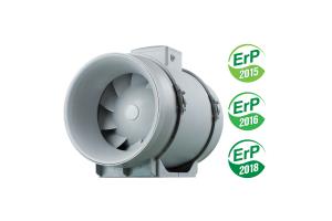 Ventilátor TT 125 EC, 465m3/h