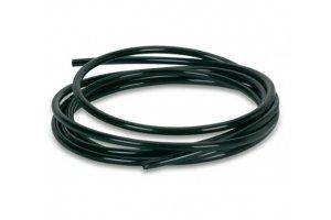 """Náhradní černá hadička 1/4"""", 10m"""