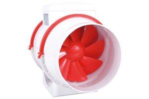 Ventilátor TT 100 Smart Dual, 145/187m3/h - 2 rychlosti