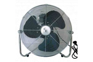 Ventilátor Cornwall Electronics podlahový,průměr 40cm,90W