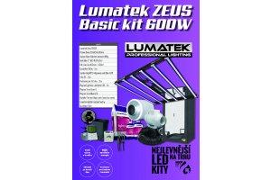 LUMATEK ZEUS PRO KIT 600W LED