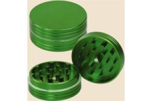 Drtička malá, kovová, magnetická 50mm, zelená