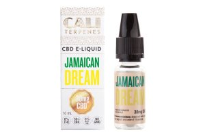 E-liquid Jamaican Dream CBD 30mg 10ml 0% Nicotine