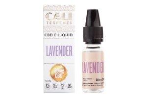 E-liquid Lavender CBD 100mg 10ml 0% Nicotine