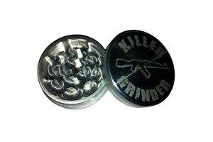 Drtička KILLER 50mm stříbrná, kovová