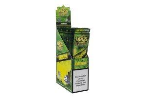 Jay´s Hemp  Blunt Wraps Amarillo Box 25x2ks