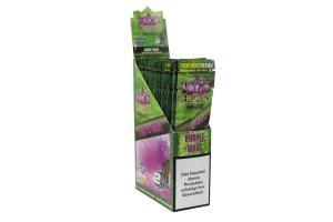 Jay´s Hemp Blunt Wraps Purple Wave Box 25x2ks