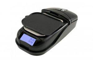 Váha Mouse Scale 650g/0,1g, černá