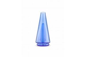 Puffco Peak Colored Glass - skleněný nástavec, modrý