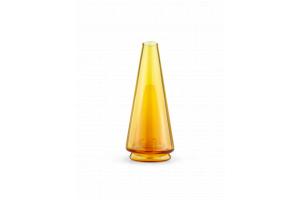 Puffco Peak Colored Glass - skleněný nástavec, žlutý