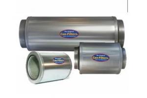 Tlumič hluku CAN 100/38cm, příruba 315mm, vrácené (4)