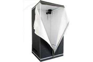HOMEBOX 1.8, 100 x 100 x 180 cm- bílý, vrácené